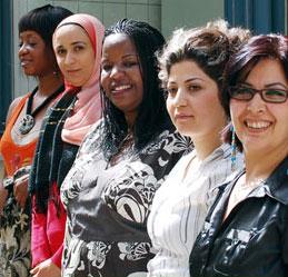 r e d e WENDUNG Speed-Dialoge  zwischen Muslim*innen und Nicht-Muslim*innen @ Café Bellevue | München | Bayern | Deutschland