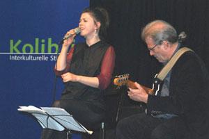 Das Duo Goodman und Turku