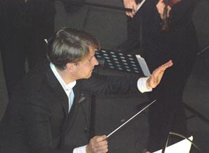 Clemens Schuldt, Chefdirigent des MKO