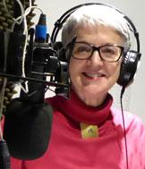 Gisela Osselmann, Kolibri, bei Radio Lora