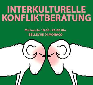 Interkulturelle Konfliktberatung im Bellevue di Monaco @ Bellevue di Monaco | München | Bayern | Deutschland