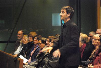 """Benefizkonzert mit dem Chor vox nova """"Verheißung"""""""