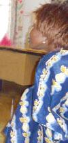 Refugio hilft schwer misshandelter Westafrikanerin