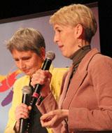 OB Kandidatin Katrin Habenschaden, Grüne München
