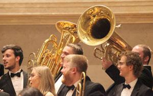 Bläser der Neuen Philharmonie München