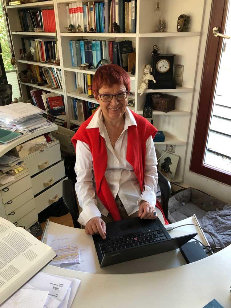 Autorin Marita Krauss