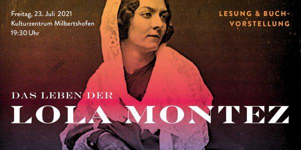 Lesung: Das Leben der Lola Montez