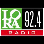 Radio Lora 92.4 Logo